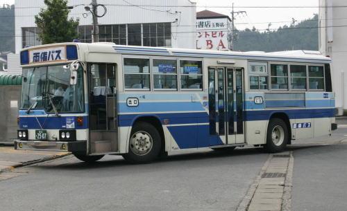 両備バス 岡22か2000代